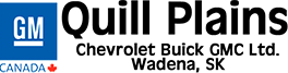 Quill Plains Chevrolet Buick GMC Ltd. Logo